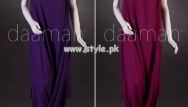Daaman Summer Latest Casual Dresses 2013 007