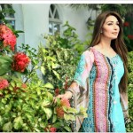 Deeba Lawn 2013 by Shariq Textiles for Women 006