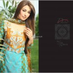 Deeba Lawn 2013 by Shariq Textiles for Women 007