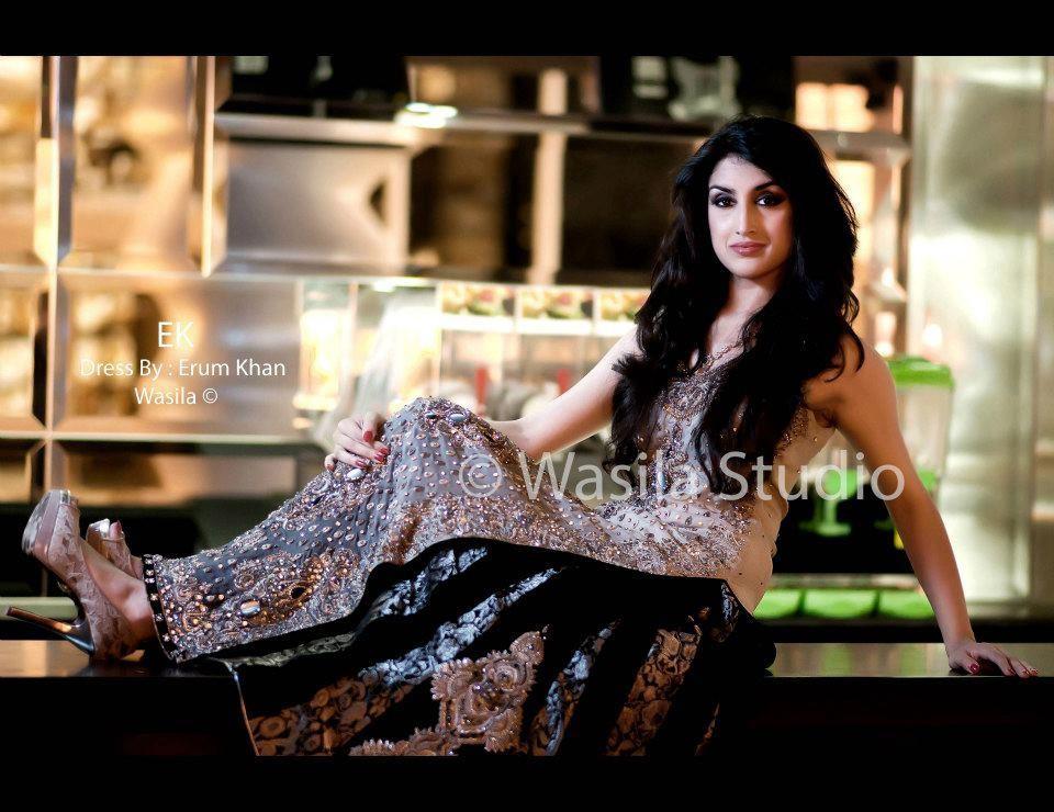 Erum Khan Summer Collection 2013 for Women