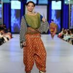 Faiza Samee Collection at PFDC Sunsilk Fashion Week 2013 011