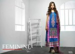 Feminine Limited Edition Collection 2013 by Shariq Textiles