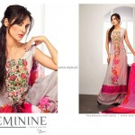 Feminine Limited Edition Collection 2013 by Shariq Textiles 002