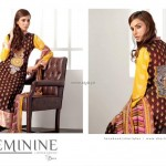 Feminine Limited Edition Collection 2013 by Shariq Textiles 003