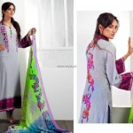 Feminine Limited Edition Collection 2013 by Shariq Textiles 005