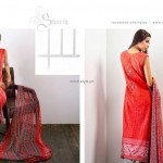 Feminine Limited Edition Collection 2013 by Shariq Textiles 007