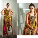 Feminine Limited Edition Collection 2013 by Shariq Textiles 014