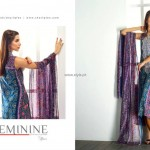 Feminine Limited Edition Collection 2013 by Shariq Textiles 015