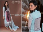 Ghani Textile New Arrivals For Summer 2013 001
