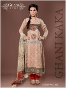 Ghani Textile New Arrivals For Summer 2013 004