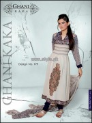 Ghani Textile New Dresses For Summer 2013 008