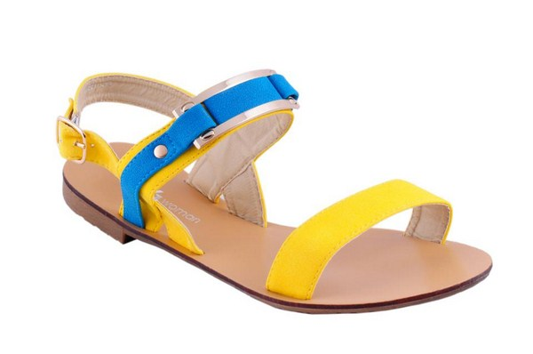 Gul Ahmed Footwear Collection 2013 For Women 004