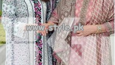 Gul Ahmed Summer Tribute Collection 2013 For Mother's Day 015