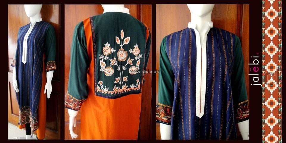 Jalebi New Summer Dresses 2013 for Women