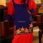 Jannat Nazir New Summer Dresses 2013 for Women 009