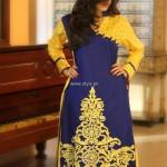 Jannat Nazir New Summer Dresses 2013 for Women 013