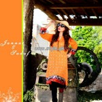 Jannat and Sadaf Summer Collection 2013 For Women 005