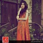 Javeria Zeeshan Summer Dresses 2013 for Women 003