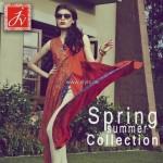 Javeria Zeeshan Summer Dresses 2013 for Women 008