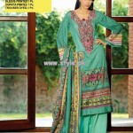 Jubilee Cloth Mills Lawn Collection 2013 For Summer 001