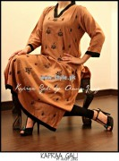Kapraa Gali by Anum Jung Summer Collection 2013 For Girls 010