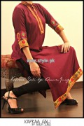Kapraa Gali by Anum Jung Summer Collection 2013 For Girls 011