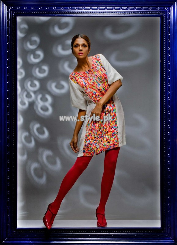 Khaadi Khaas Digital Print Collection 2013 For Women 003