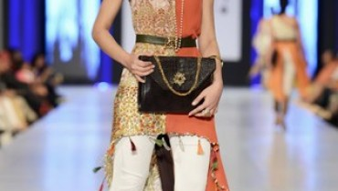 Layla Chatoor Collection At PFDC Sunsilk Fashion Week 2013 008