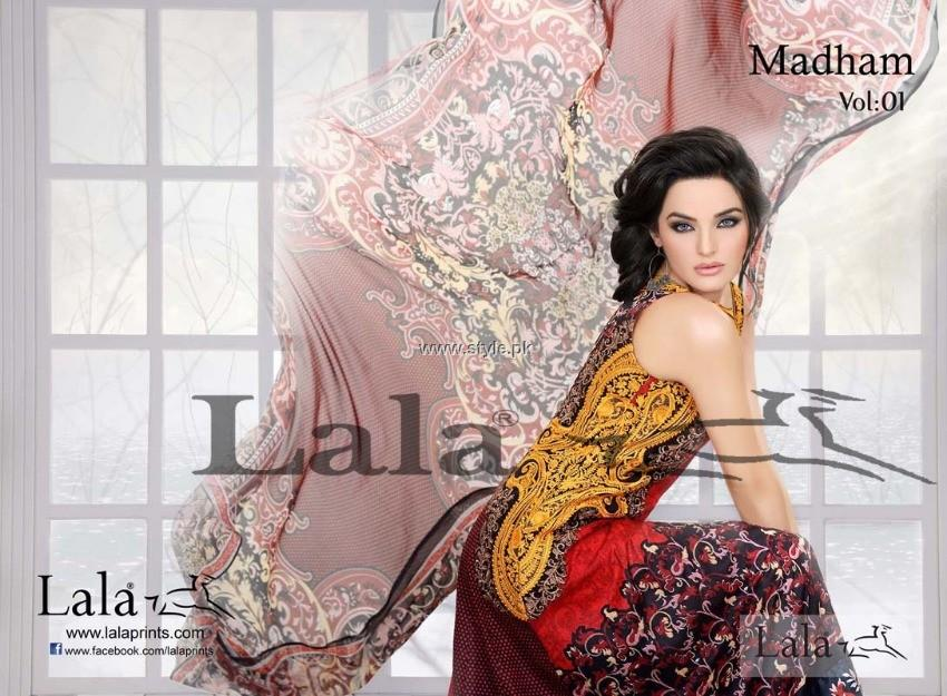 Madham Lawn Collection 2013 by Lala for Women
