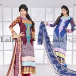 Madham Lawn Collection 2013 by Lala for Women 002