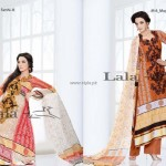 Madham Lawn Collection 2013 by Lala for Women 010