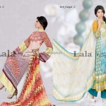 Madham Lawn Collection 2013 by Lala for Women 011