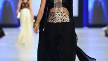 Mahgul For Nasreen Shaikh Collection At PFDC Sunsilk Fashion Week 2013 003