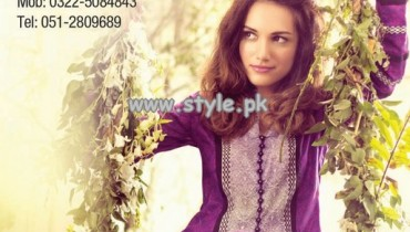 Mausummery Lawn Collection 2013 Volume 2 For Summer 007