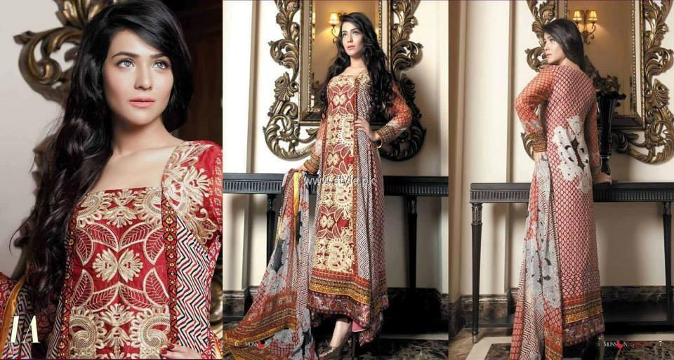 Monsoon Festivana Collection 2013 by Al-Zohaib Textile