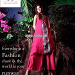 Najia Malik Party Wear Collection 2013 For Summer 009