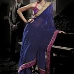 Nakshatra Designerwear Summer Saree Collection 2013 For Women 005