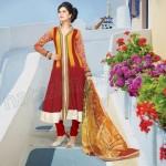 Natasha Couture Summer Shalwar Kameez Collection 2013 For Women 001