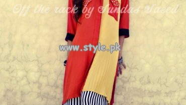 Off the Rack by Sundas Summer Collection 2013 For Girls 012