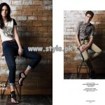 Outfitters Summer Casual Wear Collection 2013 009