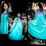Paivand Summer Casual Wear Dresses 2013 001