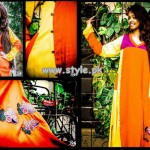 Paivand Summer Casual Wear Dresses 2013 002