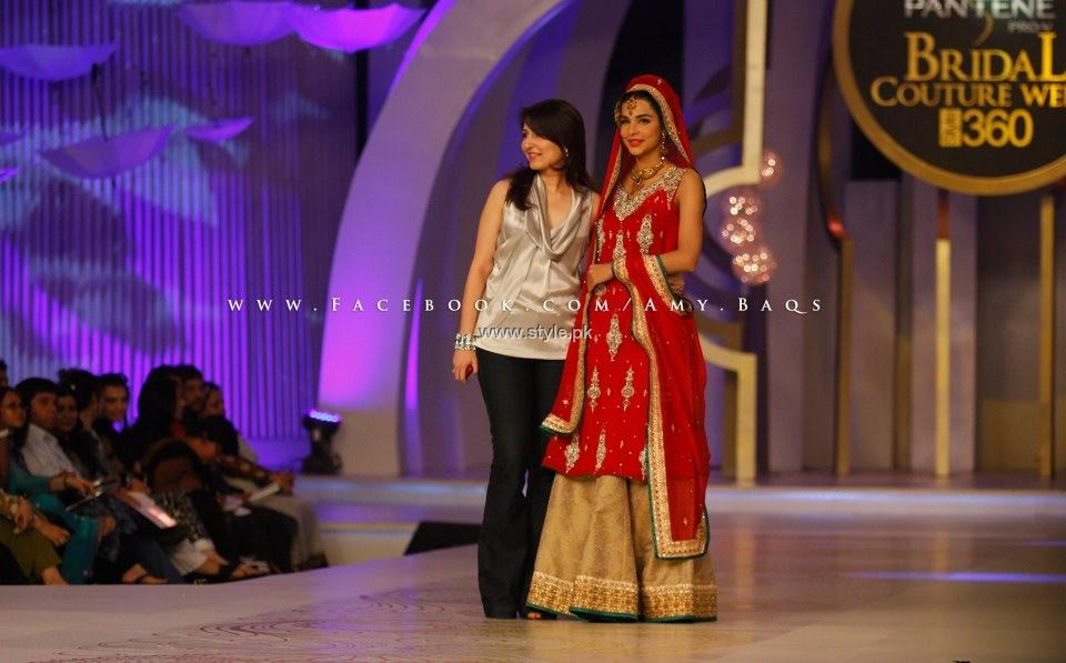 Pantene Bridal Couture Week 2013 Grand Couturiers