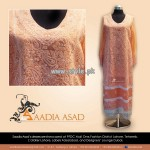 Saadia Asad Party Wear Collection 2013 For Summer 001