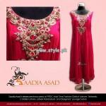 Saadia Asad Party Wear Dresses 2013 For Summer 006
