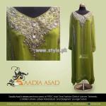 Saadia Asad Party Wear Dresses 2013 For Summer 007