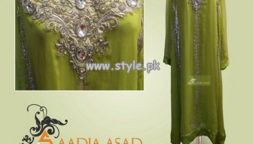 Saadia Asad Party Wear Dresses 2013 For Summer 007