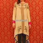 Safia Abbas Kurta Collection 2013 For Women 002