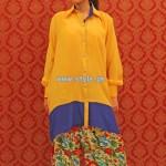 Safia Abbas Summer Collection For Women 2013 008