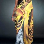 Satya Paul Saree Collection 2013 For Women 001